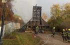 У Празі згоріла стара дерев'яна церква, яка була привезена із Закарпаття ще в 1929 році (ФОТО)