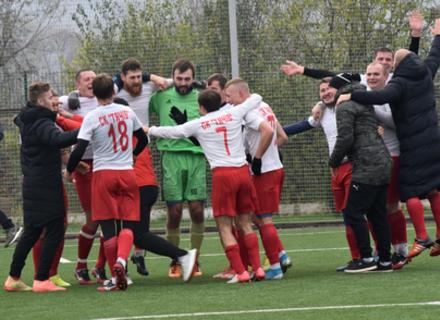 ФК Тячів став абсолютним переможцем Першої ліги обласного чемпіонату