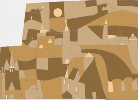 У Мукачеві мурал на стіні будинку буде виконаний в стилі кубізму