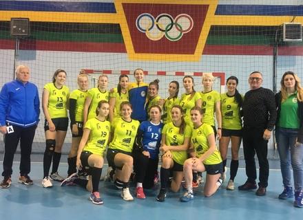ГК Карпати двічі переміг збірну Києва