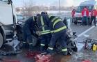 Трагедія на Закарпатті: Четверо людей загинули в страшній ДТП на Мукачівщині (ФОТО, ВІДЕО)