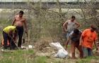 Поліція визнала, що закарпатські цигани у Києві розводили бруд та рубали дерева