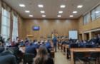 На першій сесії Ужгородської міськради склав присягу мер і обрано секретаря ради