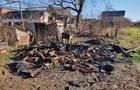 На Виноградівщині згорів сарай