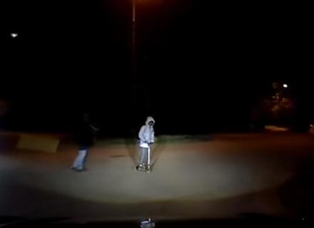 Відео дня: В Ужгороді дитина на самокаті ледь не потрапила під колеса автомобіля