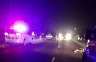 На Виноградівщині автомобіль збив велосипедиста, який від отриманих травм загинув