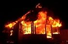 На Виноградівщині чоловік згорів у власному будинку