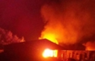 На Тячівщині згорів столярний цех. Загинула людина