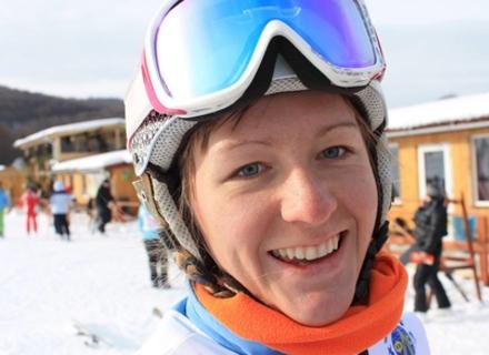 Закарпатка Данча стала останньою в паралельному слаломі зі сноуборду на Олімпіаді в Кореї