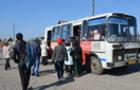 В Мукачеві дві жінки випали з маршрутки на ходу