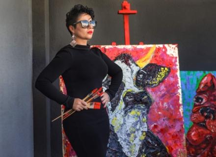 Ірина Третьяк: Мені подобається, коли щось креативно і щось «не так»