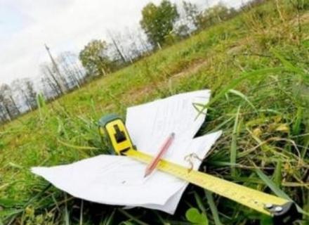 На Берегівщині голова села виділив гектар землі своєму сину