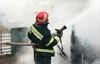 На Тячівщні згоріла надвірна споруда. Загинув власник