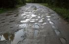 На Закарпатті через ями на дорогах у рейсового автобусу на ходу відпало заднє скло