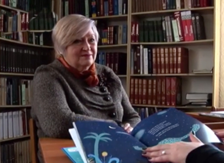 Закарпатську письменницю номінують на премію Андерсена