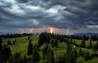 На Закарпаття з півдня насувається дощовий фронт