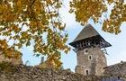Вежа Невицького замку ще 50 років тому була в ідеальному стані. Нині обвалюється