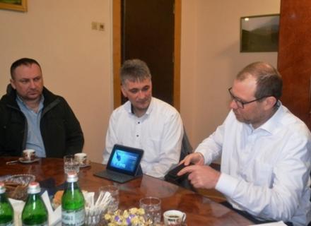Німецька компанія MD Elektronik вивчає можливість будівництва заводу на Закарпатті
