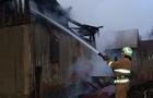 На Міжгірщині повністю згорів великий магазин