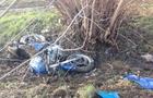 На Закарпатті розбився підліток на мотоциклі