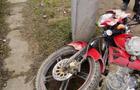 На Хустщині чоловік на мотоциклі вдарився в стовп і загинув