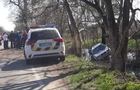 Поліцейського, з вини якого патрульний автомобіль на Берегівщині перекинувся в болото, судитимуть