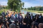 Глава уряду України Володимир Гройсман в Ужгороді заговорив угорською мовою (ВІДЕО)