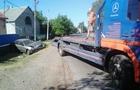 Невідомі викрали авто і потрапили в ДТП