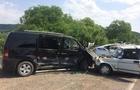 Біля Мукачева в автоаварії постраждали двоє дорослих та дворічний хлопчик