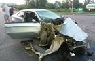 ДТП біля Мукачева: автомобілі розбиті, пасажири - в лікарні