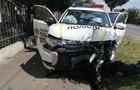 Хто винуватий в аварії поліцейського автомобіля на Закарпатті