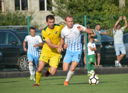 «Минай» переміг «Прикарпаття» в Кубку України