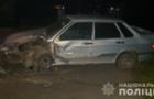 На Рахівщині п'яний водій Жигулі врізався у вантажівку
