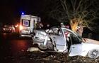 Смертельна ДТП на Тячівщині: Загинув 19-річний водій, а 20-річний пасажир - у реанімації