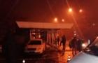 В Ужгороді автомобіль врізався в кіоск і розтрощив ноги продавцю