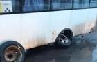 В Ужгороді від маршрутки знову відвалилося колесо
