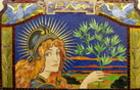 В Ужгороді відкрилася виставка репродукцій легендарного угорського вітражиста Ровта Мікші