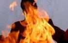 Чоловік, який підпалив себе в Ужгороді, мав конфлікт з правосуддям