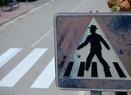 На Закарпатті за день зафіксовано три наїзди автомобілями на пішоходів