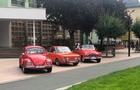 До Ужгорода з боку Словаччини заїде 100 ретро-автомобілів