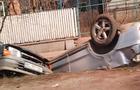 В автоаварії біля Мукачева - п'ятеро постраждалих (ФОТО, ВІДЕО)