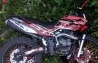 На Мукачівщині мотоцикл врізався у фургон. Мотоцикліст у вкрай важкому стані потрапив до реанімації
