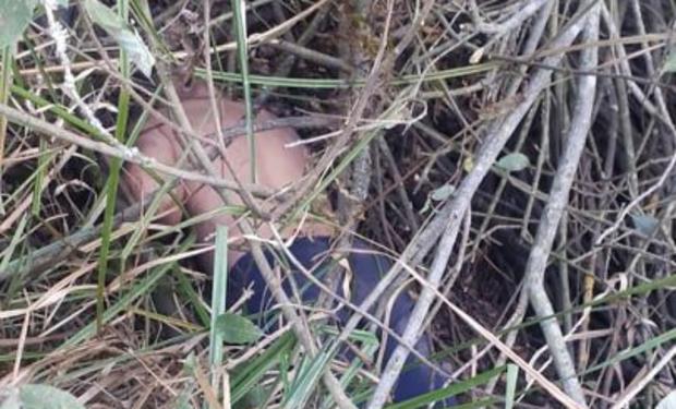 На Закарпатті знову знайшли труп чоловіка