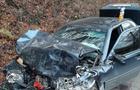 Біля Перечина в результаті зіткнення автомобіля та мікроавтобуса до реанімації госпіталізовано жінку-поліцейську