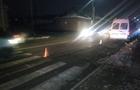 В Ужгороді мікроавтобус збив чоловіка