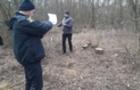 Дерева на території Боздоського парку в Ужгороді вирубували вдень
