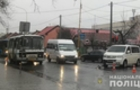 В Ужгороді в ДТП з рейсовим автобусом постраждала 22-річна дівчина з Тячівщини