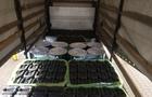 Закарпатські митники забрали 2400 літрів оливи, які водій забув задекларувати