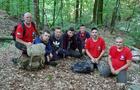 Рятувальники знайшли юнаків, які заблукали в горах на Тячівщині