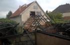 На Мукачівщині пожежники рятували житлові будинки від вогню